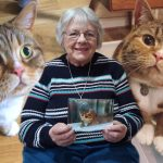 """ทาสแมวเป็นปลื้ม เมื่อรู้มี """"เพื่อนบ้าน"""" เป็นแฟนคลับแมวตัวเอง อัดรูปที่แอบถ่ายส่งให้ถึงบ้าน"""