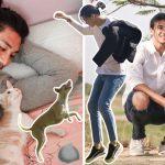 รวมภาพ 'Paing Takhon' หนุ่มเพื่อนบ้านคนดัง กับมุมสุดคูลเมื่ออยู่กับ 'สัตว์เลี้ยง'