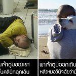 ตัวอย่างคนใจดีจากทั่วทุกมุมโลกที่ 'รักสุนัข' ไม่น้อยไปกว่าคนในครอบครัวคนหนึ่ง