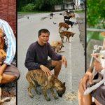 รู้จักกับ 'ลุงศักดิ์' ชายผู้ชุบเลี้ยงสุนัขจรจัด และสอนให้พวกมันรู้จักความรักที่แท้จริง