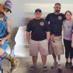 อดีตทหารผู้เสียขาซ้ายไป รับเลี้ยงหมาจรที่ขาขาดเหมือนกัน กลายเป็นคู่หูที่ยอดเยี่ยม