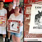 ร้านพิซซ่าเห็นใจเจ้าของสัตว์เลี้ยง ช่วยแจกใบปลิวตามหาสัตว์หาย โดยไม่คิดค่าช่วย!!