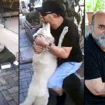 ครอบครัวตามหาหมาหายจนท้อ เหลือบมาเห็นมันอยู่ข้างถนนในเมืองข้างๆ พอดี!!