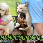 วันไหนก็ไม่ฟินเท่า 'วันกอดสุนัข' เตรียมรับอ้อมกอดแสนอบอุ่นของพี่หมากันให้ดีล่ะ!!