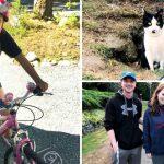 เด็กหญิงสวมบทยอดนักสืบจิ๋ว ช่วยตามหาแมวของเพื่อนบ้าน จนในที่สุดก็เจอตัว!!
