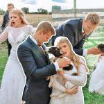 สาวเซอร์ไพรส์งานแต่งเพื่อนสนิทด้วย 'ลูกหมา' มอบเป็นของขวัญที่พิเศษกว่าชิ้นไหนๆ