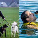 """นักวิจัยยืนยัน """"การเลี้ยงสุนัข"""" ส่งผลดีอย่างยิ่ง เพราะทำให้ """"คนเลี้ยงอายุยืน""""!!"""