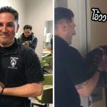 หญิงสาวดีใจจนเสียอาการเมื่อตำรวจนำ 'สุนัข' ของเธอที่ถูกขโมยไป มาเซอร์ไพรส์ถึงบ้าน