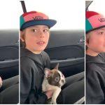 หนุ่มน้อยถึงกับน้ำตาซึม เมื่อเขาได้รับเจ้าหมาโดยไม่คาดคิด จากคุณพ่อที่เพิ่งเสียไป